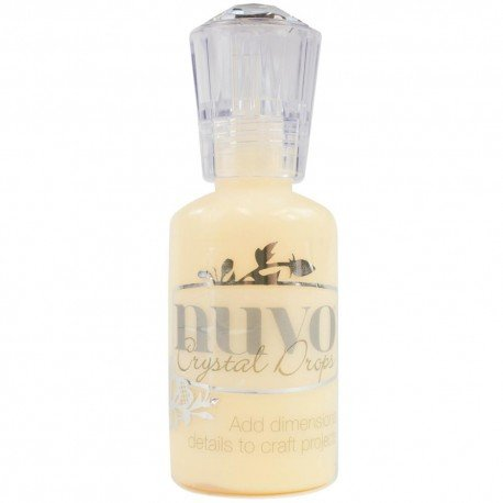 Nuvo Crystal Drops - Beurre - Buttermilk - Tonic Studio