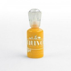 Nuvo Crystal Drops - Jaune moutarde - English mustard - Tonic Studio