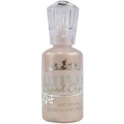 Nuvo Crystal Drops - Vieux Rose irisé - Antique rose - Tonic Studio