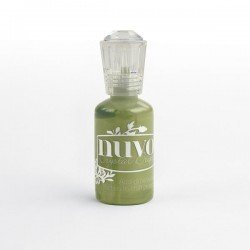 Nuvo Crystal Drops - Vert bouteille - Bottle green - Tonic Studio