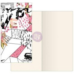 Recharge carnet - Notebook - Mosaic W/Ivory Paper - My Prima Planner