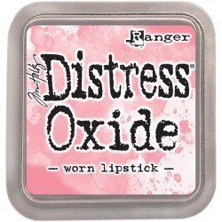 Grand encreur rose Distress Oxide - Worn Lipstick - Ranger