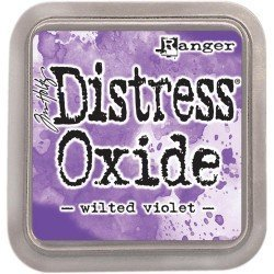 Grand encreur violet Distress Oxide - Wilted violet - Ranger