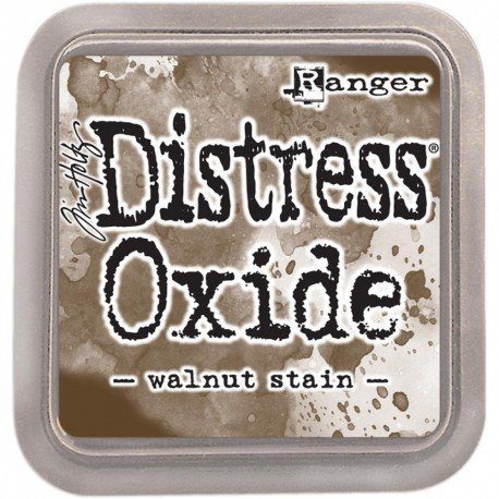 Grand encreur marron Distress Oxide - Walnut stain - Ranger