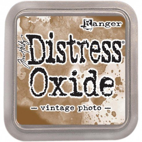 Grand encreur marron Distress Oxide - Vintage photo - Ranger