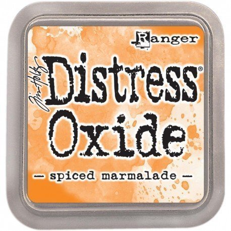 Grand encreur orange Distress Oxide - Spiced marmalade - Ranger