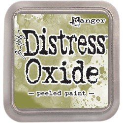 Grand encreur vert Distress Oxide - Peeled paint - Ranger