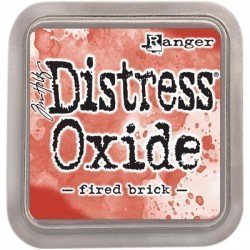 Grand encreur rouge Distress Oxide - Fired Brick - Ranger