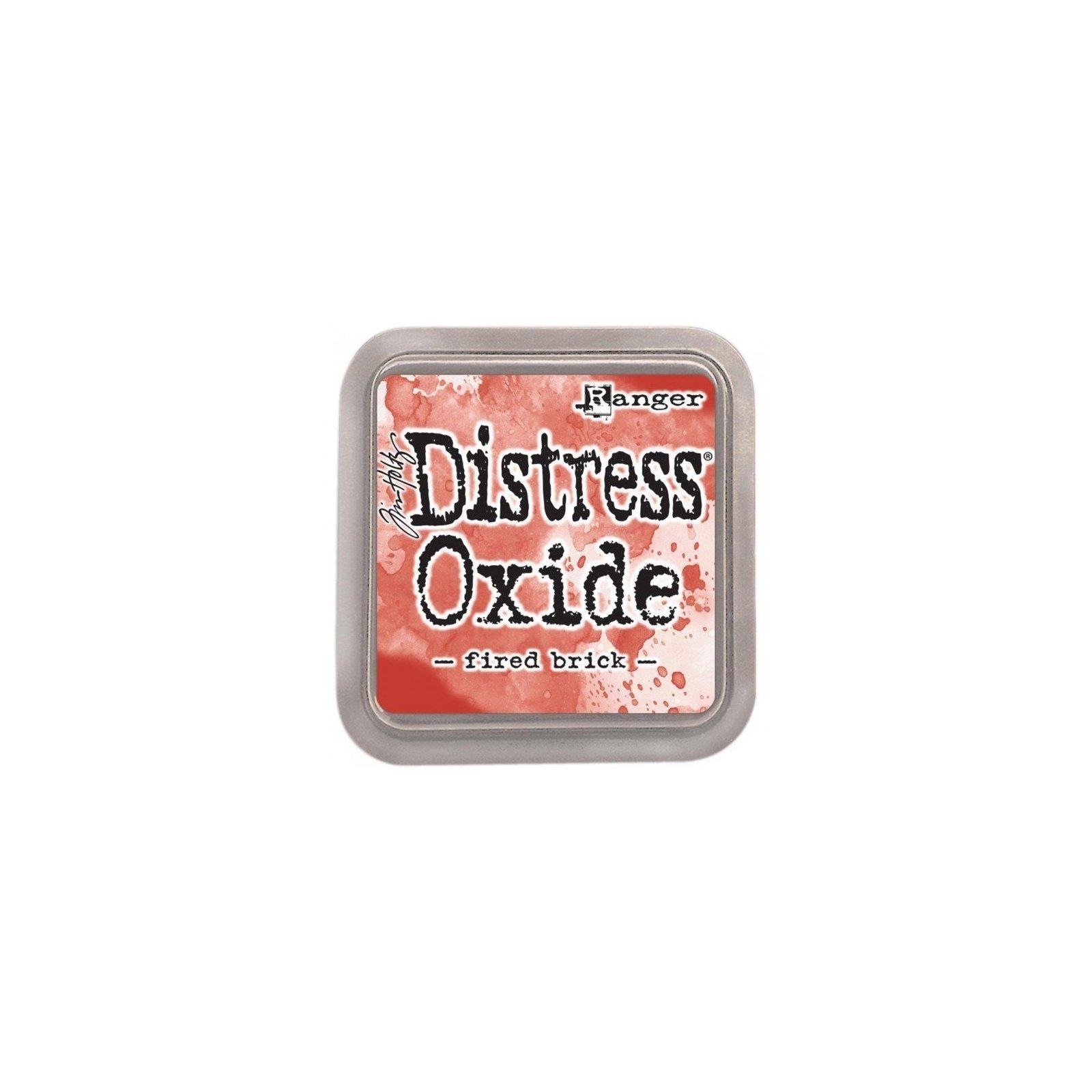 Grand encreur rouge Distress Oxide - Fired Brick - Ranger