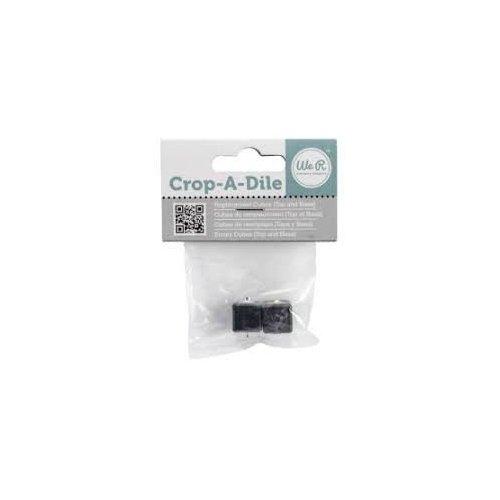 Cubes de remplacement pour Crop a dile - We R memory keepers
