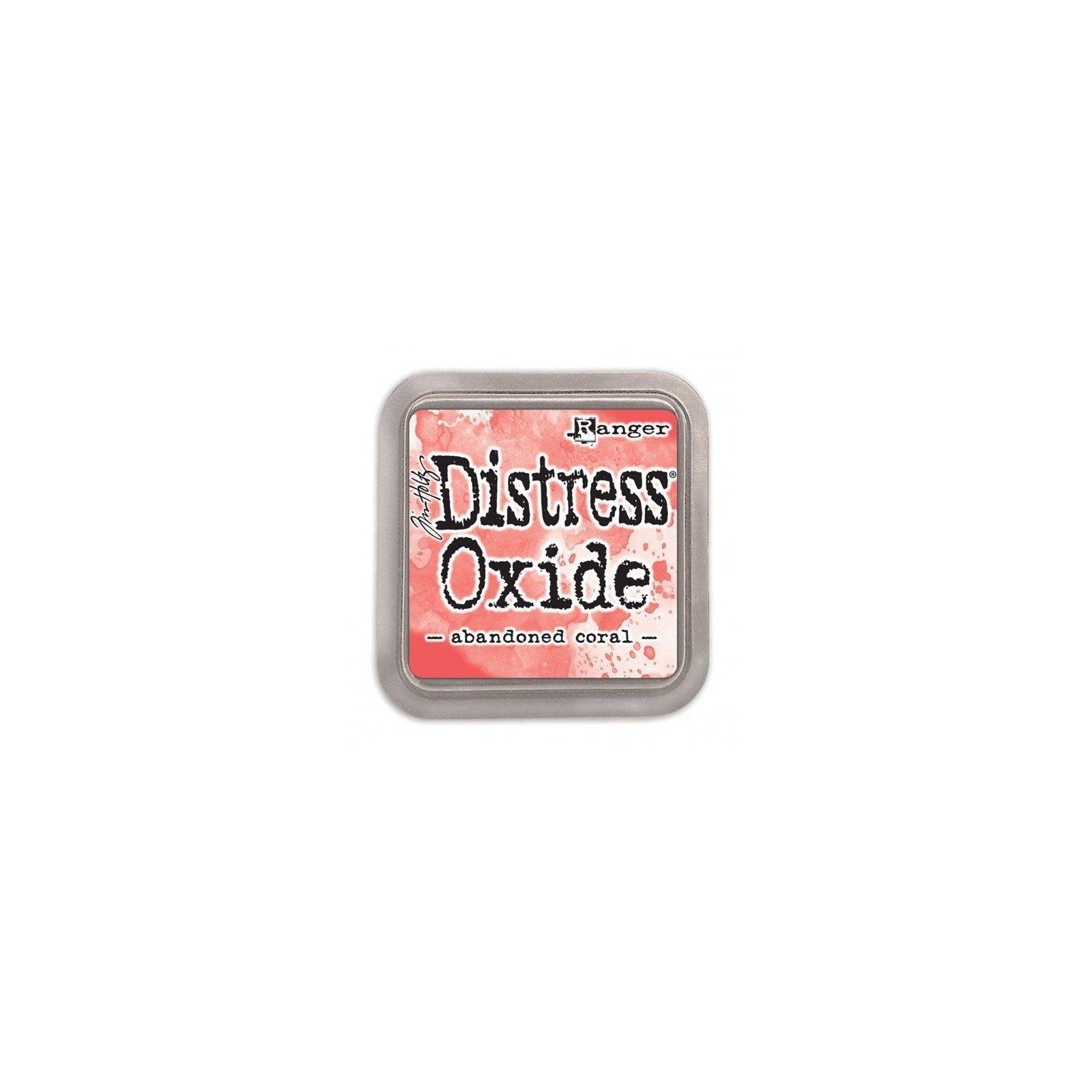 Grand encreur corail Distress Oxide - Abandoned Coral - Ranger