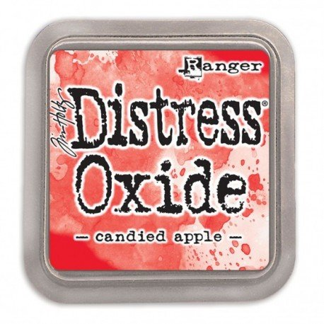 Grand encreur rouge Distress Oxide - Candied apple - Ranger