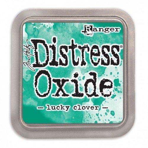 Grand encreur vert Distress Oxide - Lucky Clover - Ranger