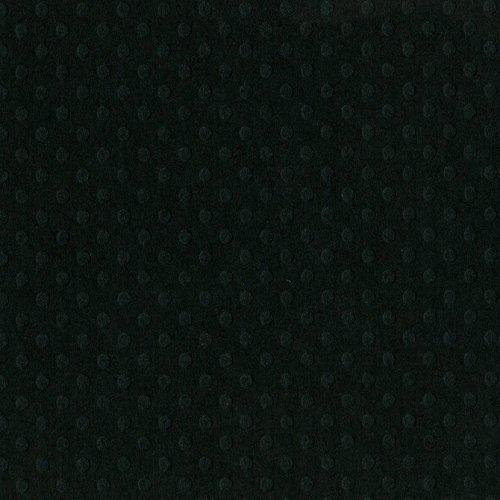 Papier noir - « Pepper » - Dotted Swiss - Bazzil Basics Paper