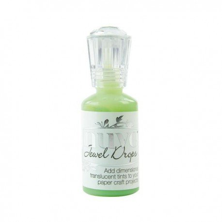 Nuvo Jewel Drops - Vert - Key lime - Tonic Studio