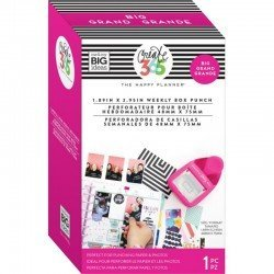 Weekly Box Punch - Perforatrice pour Grand Happy Planner - Create 365 par MAMBI