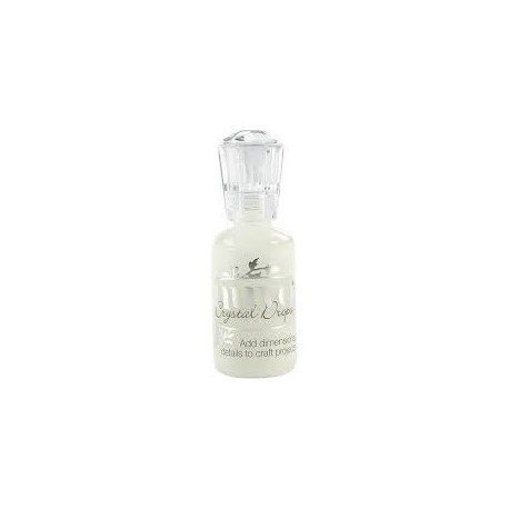 Nuvo Crystal Drops - Transparent - Morning Dew - Tonic Studio