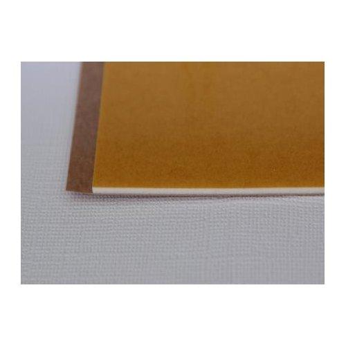 Feuille adhésive en mousse blanche - 30x30cm - Lilly Pot'Colle