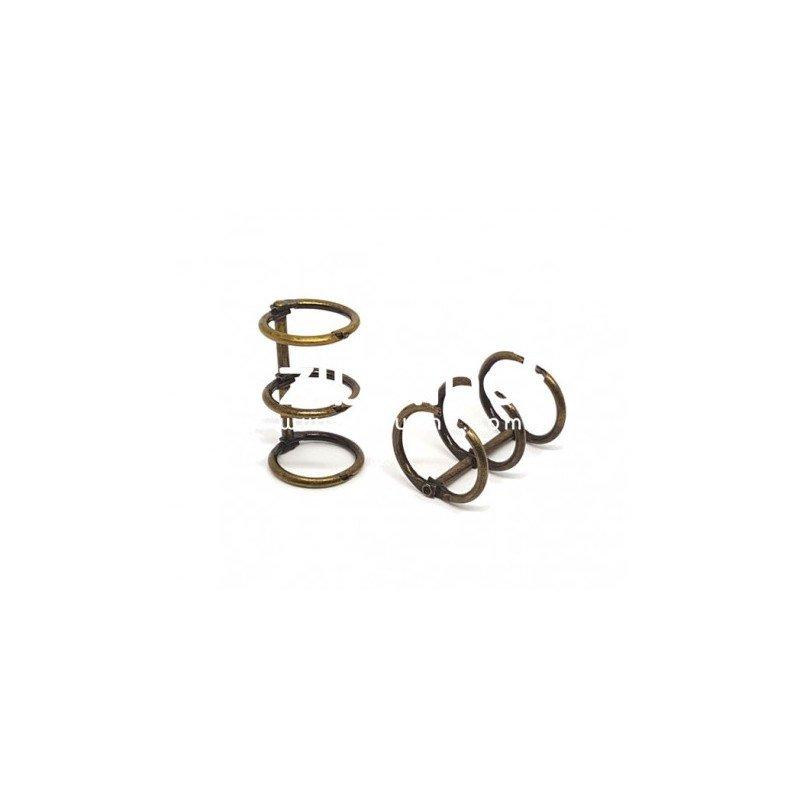 reliure 3 anneaux 2 cm bronze zibuline dans mes. Black Bedroom Furniture Sets. Home Design Ideas