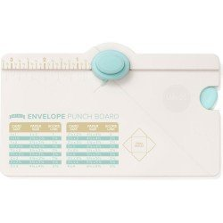 Mini Enveloppe Punch board - We R memory Keepers