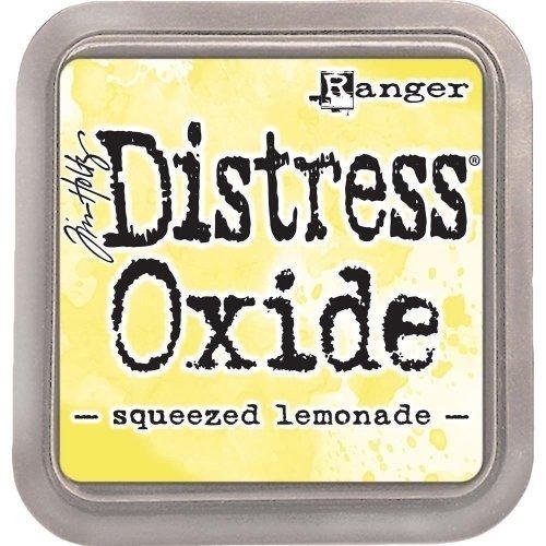 Grand encreur jaune Distress Oxide - Squeezed Lemonade - Ranger