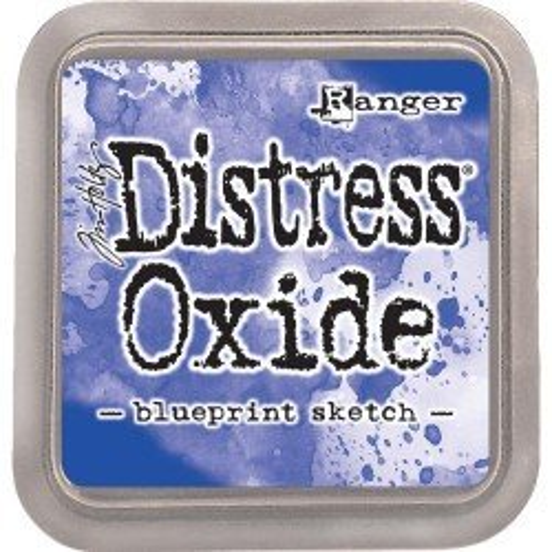 Grand encreur bleu Distress Oxide - Blueprint Sketch - Ranger