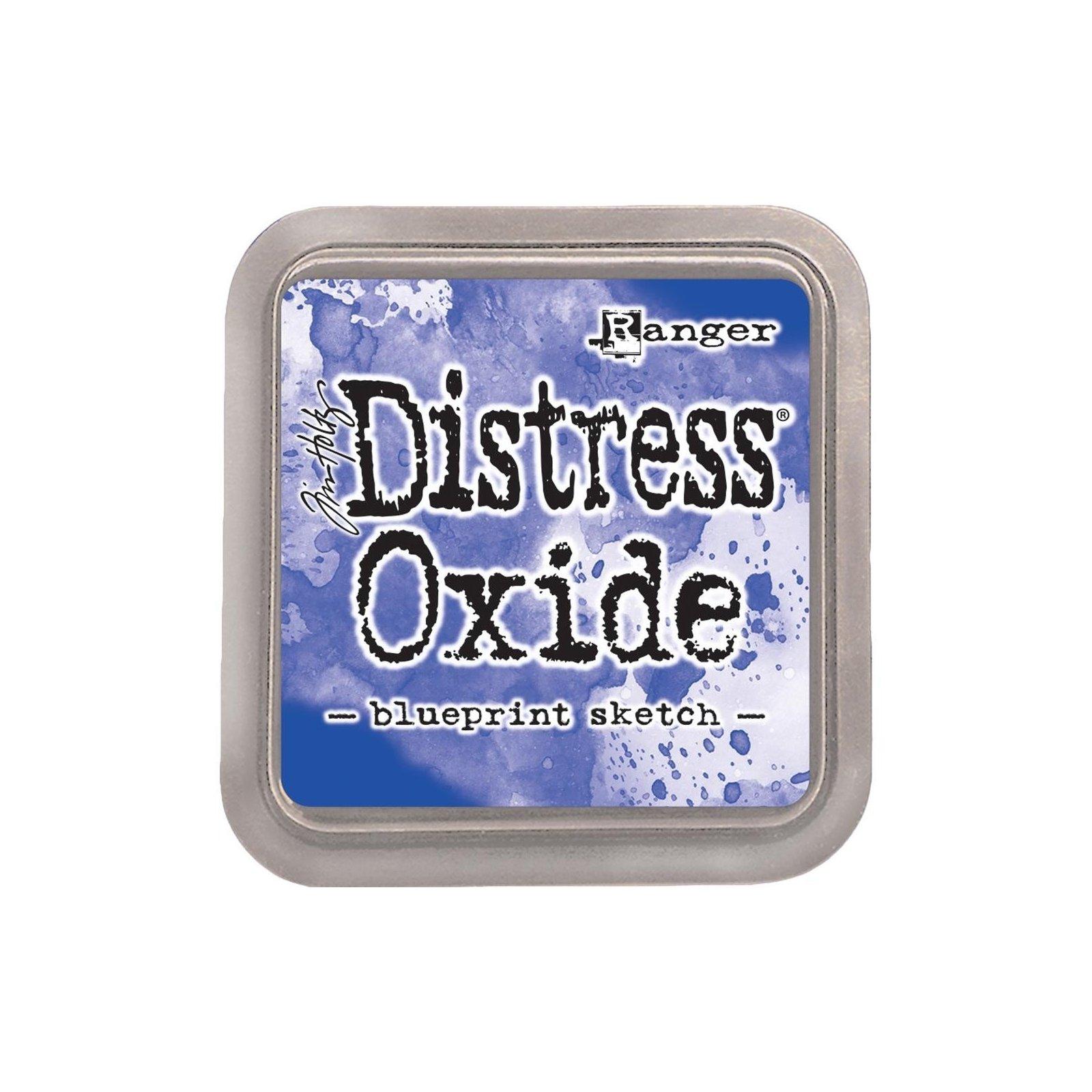 Grand encreur vert sapin Distress Oxide - Forest moss - Ranger