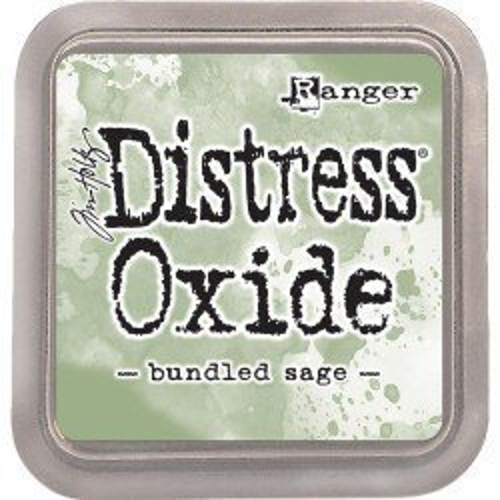 Grand encreur vert Distress Oxide - Bundled Sage - Ranger