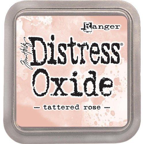 Grand encreur rose Distress Oxide - Tattered Rose - Ranger