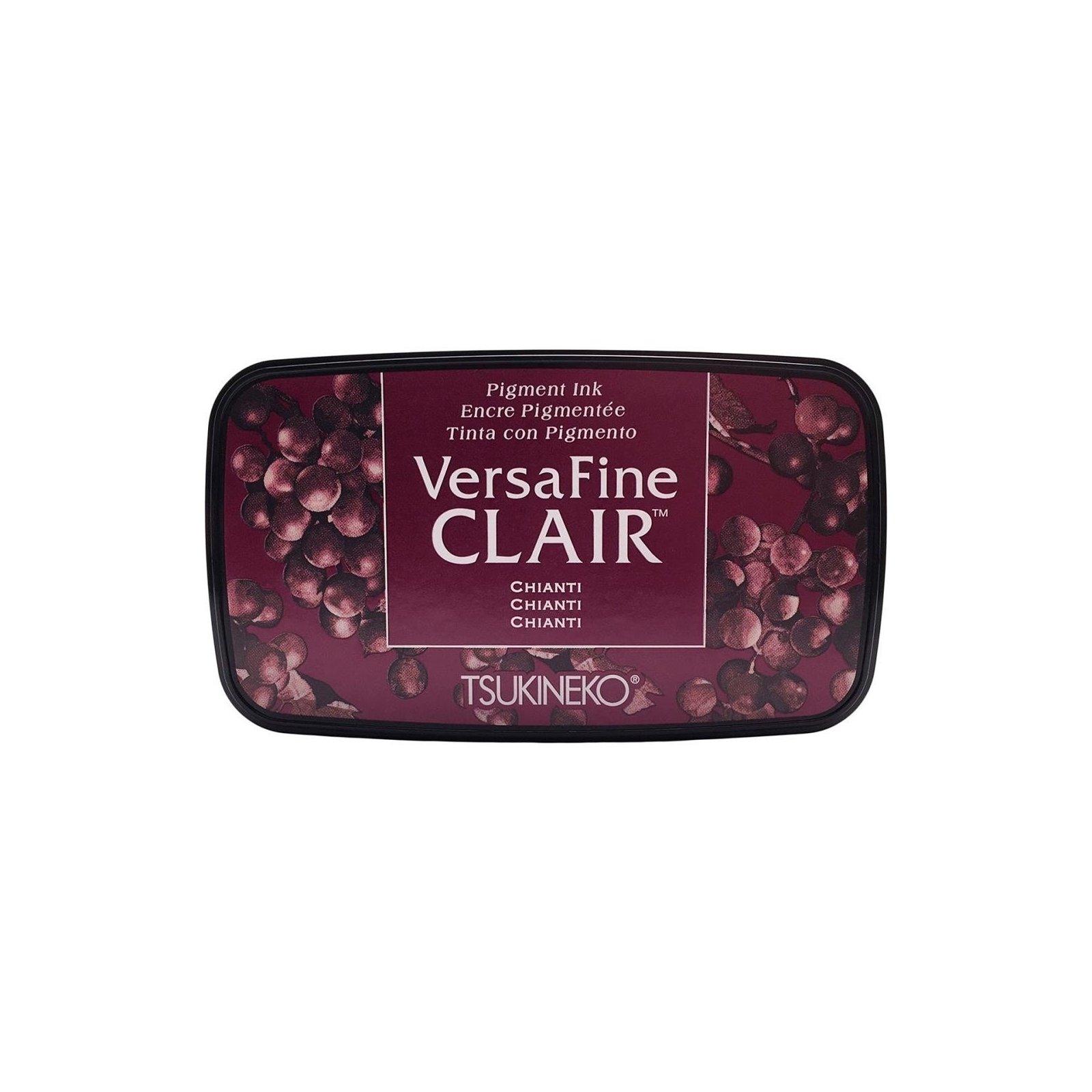 Grand encreur Versafine Clair - Lie de vin - Chianti - Tsukineko