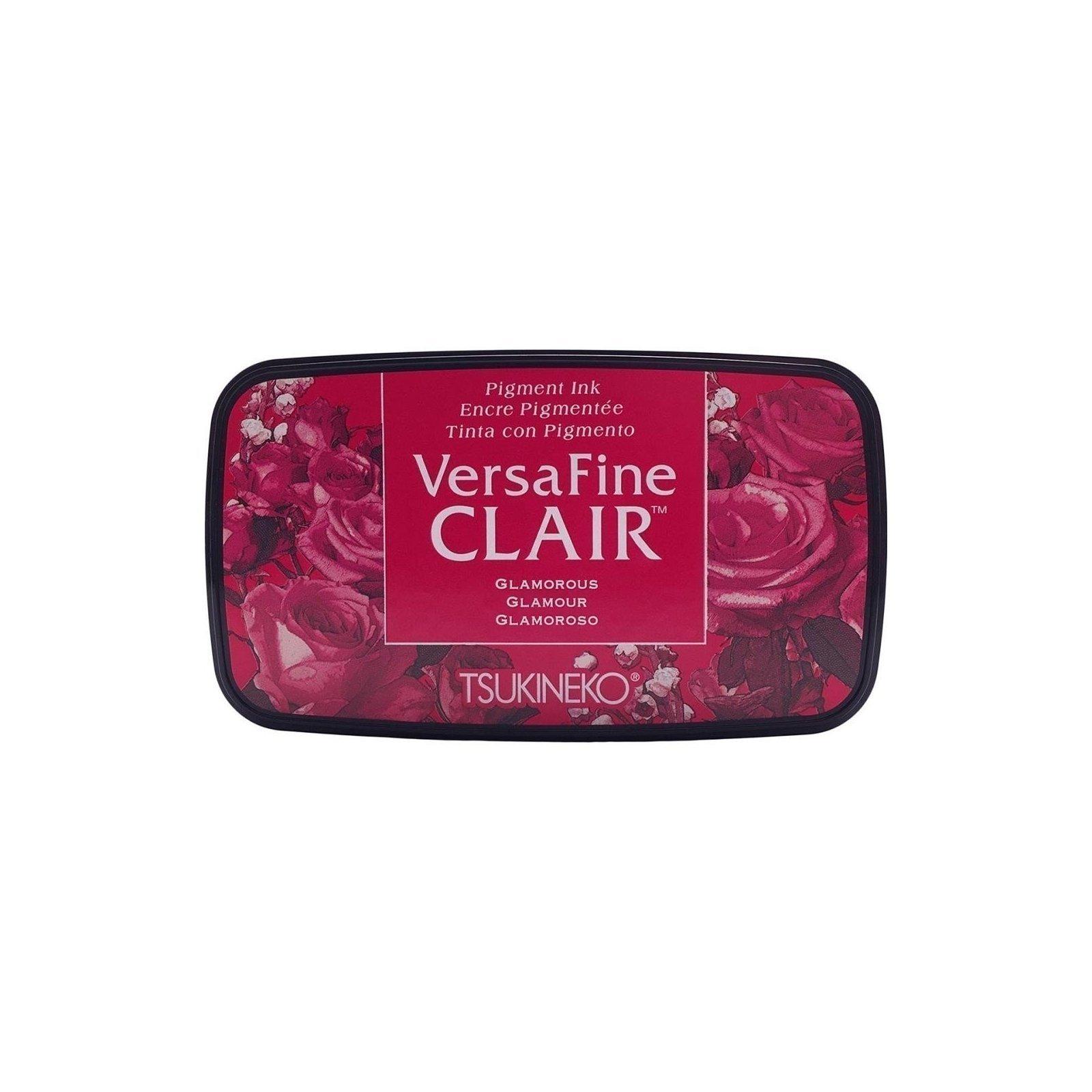 Grand encreur Versafine Clair - Rouge - Glamorous - Tsukineko
