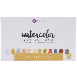 Assortiment d'aquarelles - Decadent Pies - Prima Marketing