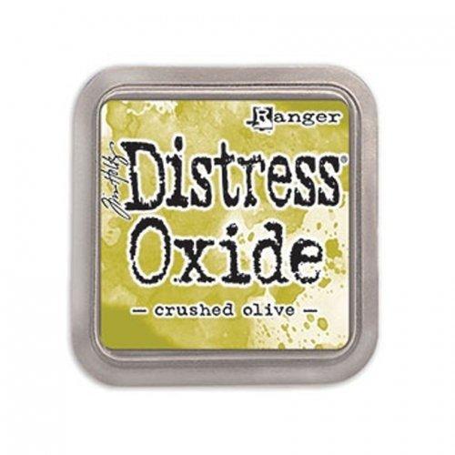 Grand encreur vert Distress Oxide - Crushed Olive - Ranger