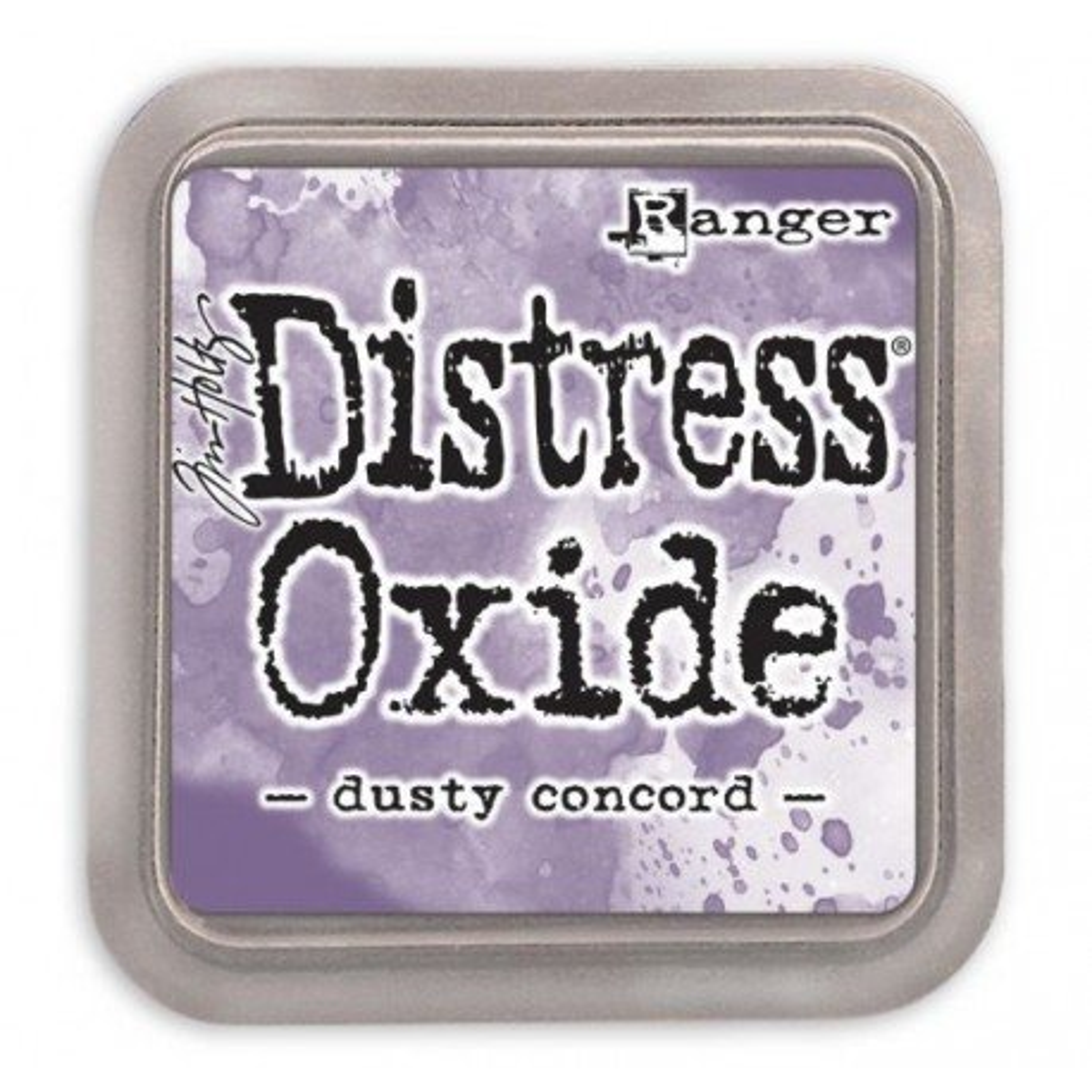 Grand encreur violet Distress Oxide - Dusty Concord - Ranger