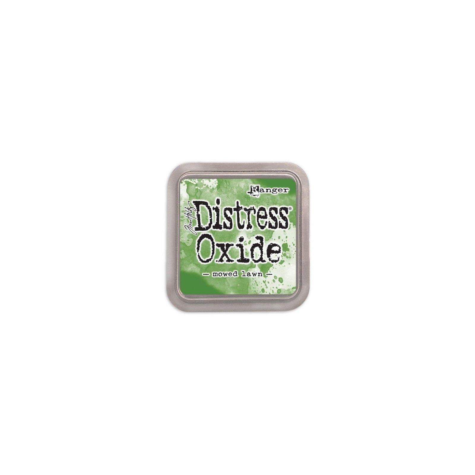 Grand encreur vert Distress Oxide - Mowed Lawn - Ranger