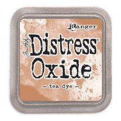 Grand encreur beige Distress Oxide - Tea Dye - Ranger