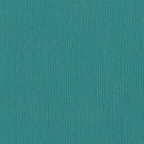 Papier turquoise - Kachina - Fourz - Bazzill Basics Paper