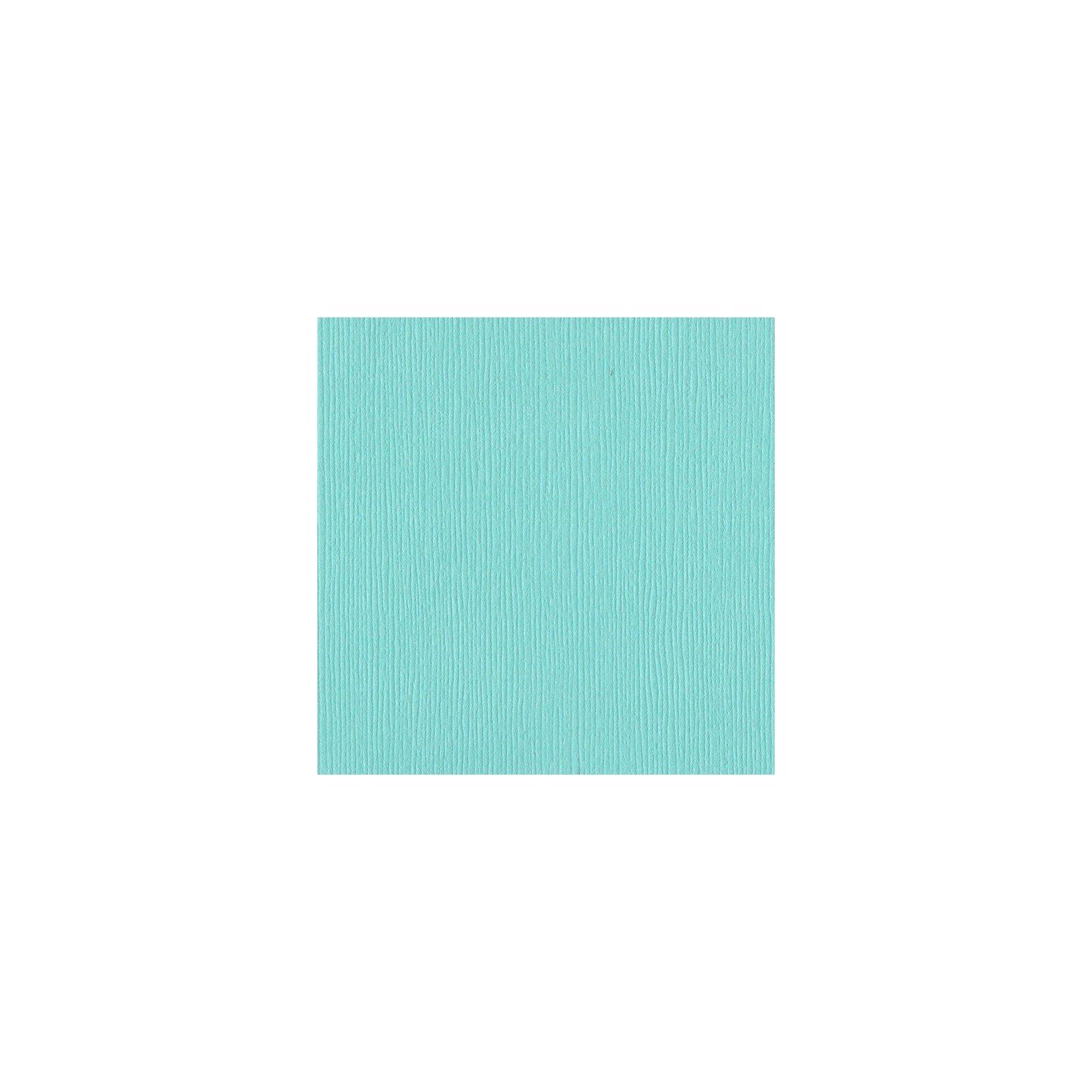 Papier bleu d'eau - Patina - Fourz - Bazzill Basics Paper