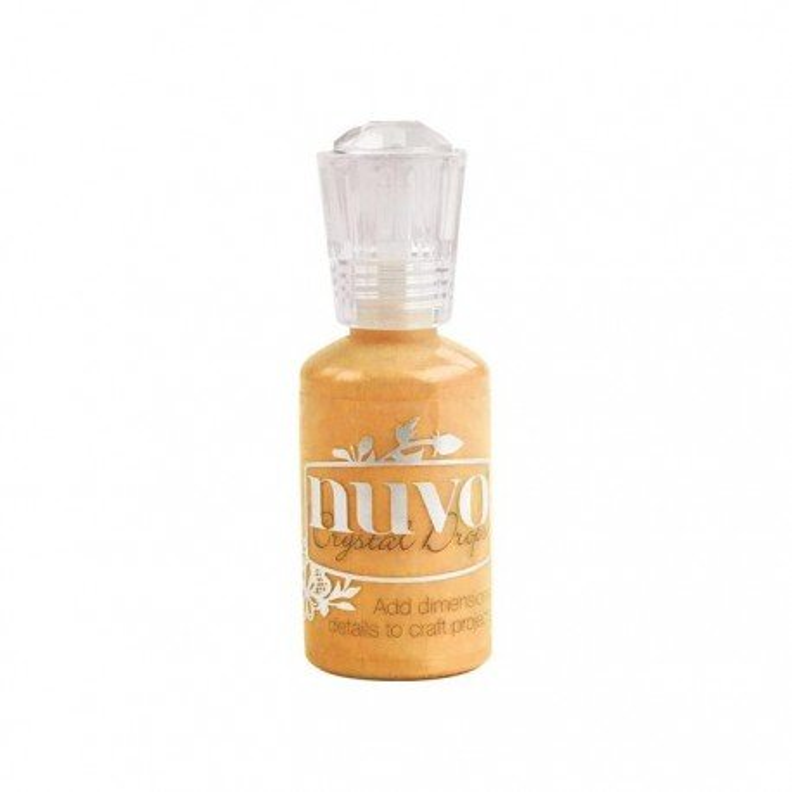 Nuvo Crystal Drops - Orange nacré - Auburn Pearl - Tonic Studio