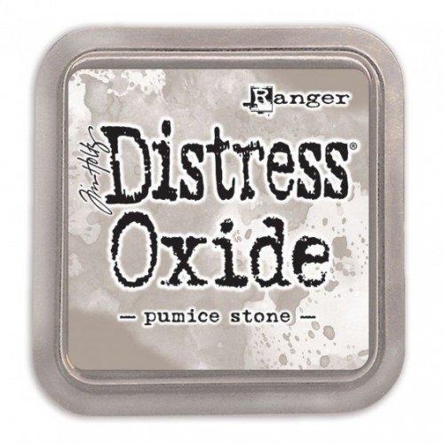 Grand encreur gris Distress Oxide - Pumice Stone - Ranger