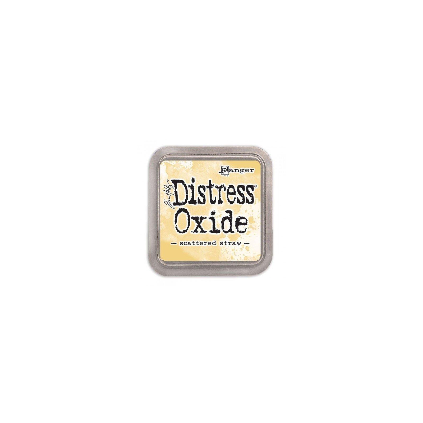 Grand encreur jaune Distress Oxide - Scattered Straw - Ranger