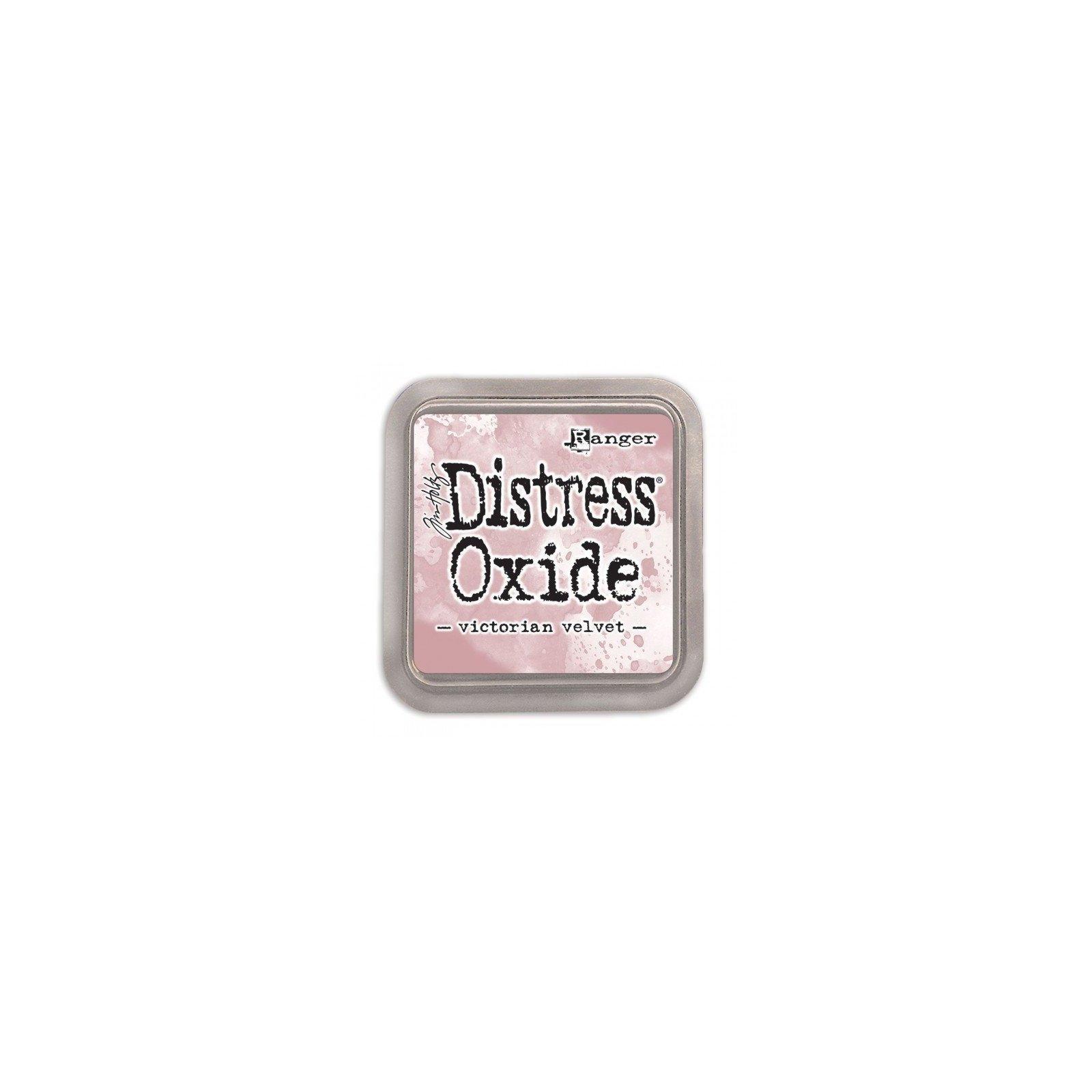 Grand encreur mauve Distress Oxide - Victorian Velvet - Ranger