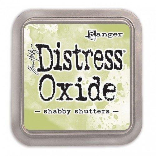 Grand encreur vert Distress Oxide - Shabby Shutters - Ranger