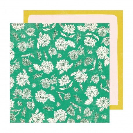 Papier 30x30 - Whimsy - Sunny Days - Crate Paper