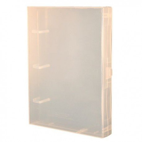 Petit classeur pour dies et tampons - EZMount Clear Enclosed Mini Binder - Crafter's Companion