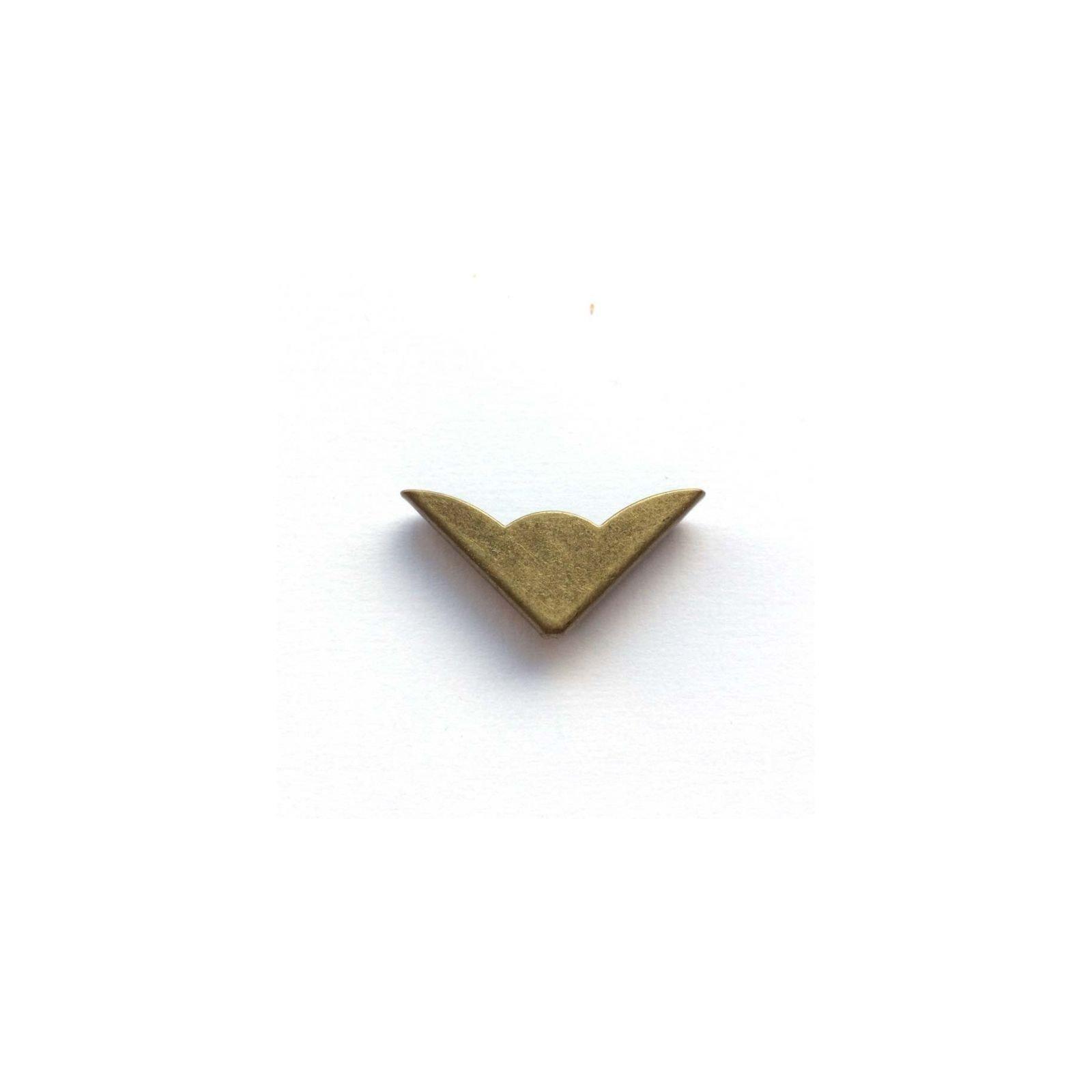 Coin en métal bronze - Ephemeria