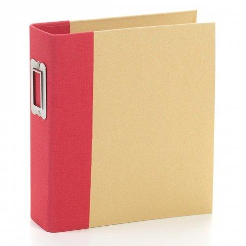 Album SN@P! Kraft et rouge - 15x20 - Simple Stories