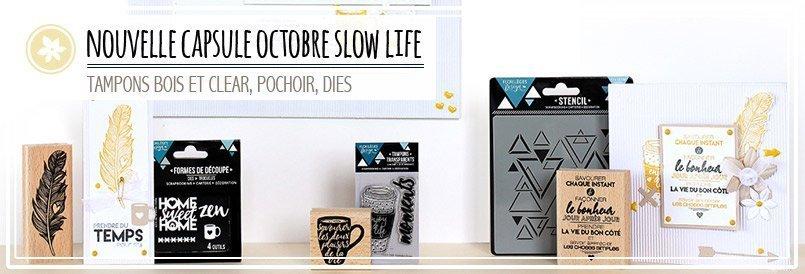 Nouvelle capsule Florilèges Design : tampons de scrapbooking