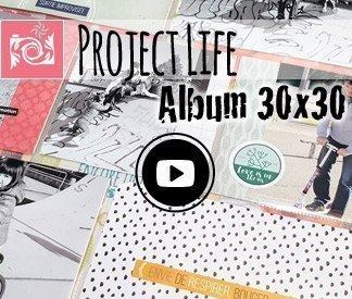 Vidéos de Project Life, Traveler's notebook et scrapbooking