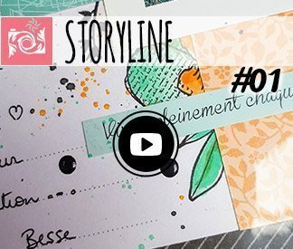 Vidéos de Project Life, Traveler's notebook et scrapbooking